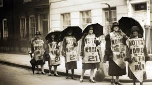 The womens suffrage collection