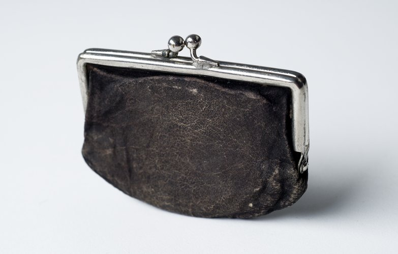 Purse belonging to Emily Wilding Davison
