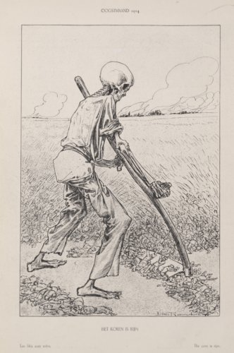 Het toppunt der beschaving : [cartoons of the First World War], 1914