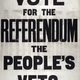 Vote for the Referendum