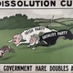 Dissolution Cup: the Government Hare Doubles Again