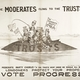 The Moderates Cling to the Trusts