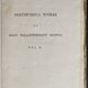 Posthumous Works of Mary Wollstonecraft Godwin [vol 2]