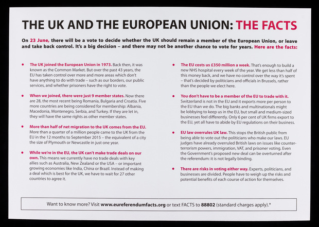 b02c2744ff3 The UK and the European Union  the facts