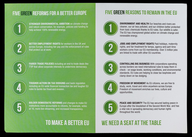 We're fairer, safer and greener in Europe | LSE Digital Library