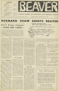Beaver front-page image